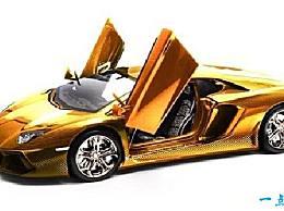 世界上最昂贵的汽车模型技术和宝石的完美结合