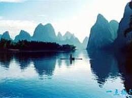 广西的旅游景点是世界上最美丽的风景