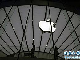 全球市值最高的十大公司 只有腾讯在中国上市!