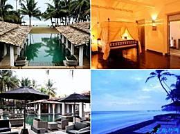 斯里兰卡著名的度假酒店被列为值得居住的推荐酒店