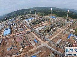 世界上最大的天然气田 总面积9700平方公里