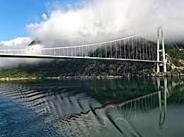 中国占据了世界上八座最长吊桥的一半!