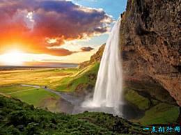 世界上最美丽的瀑布 串行瀑布的美丽杀死了其他瀑布 成为杂志的宠儿