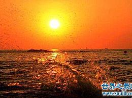 世界上水温最高的海洋高达32度