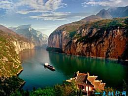 你知道哪个三峡是中国最美丽的峡谷吗