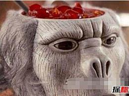 中国十大禁菜猴头菇(切猴头菇倒油/生吃(残忍))