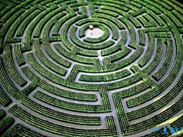 评估世界上最困难的迷宫 当你进去的时候你会迷路