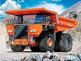 世界十大卡车 真正的巨无霸卡车!