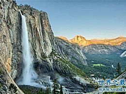 世界上最高的瀑布 中国没有