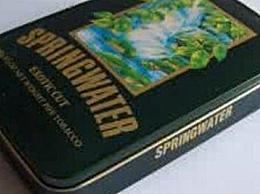 矿泉水香烟多少钱?一包德国春天春天春天香烟价格表(1种)