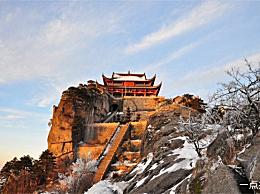 峨眉山 中国四大佛教名山 仅名列第三
