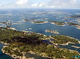 加拿大的湖泊是加拿大最大的湖泊