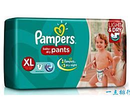 世界上最受欢迎的妇幼产品妇幼产品品牌列表