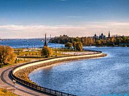 伏尔加河是世界上最长的内河 全长3692公里 是俄罗斯历史的摇篮