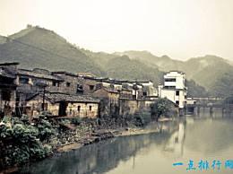 江西四大古镇排名江西哪个古镇最有趣
