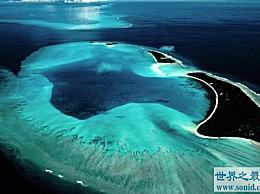 世界上最清澈的海洋 透明度为72米