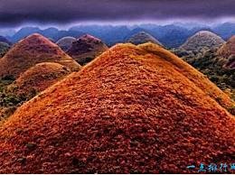 世界十大最壮观的自然景观裂开的苹果石可能是被上帝劈开的苹果
