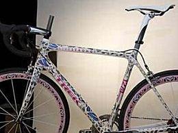 世界上最昂贵的自行车蝴蝶迷航马东自行车(交易价格50万美元)