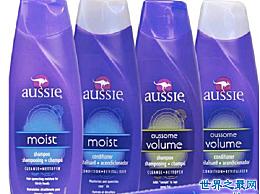 什么洗发水容易使用 最常见的澳大利亚袋鼠效应是显而易见的