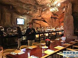 世界上最危险的餐馆 利用真正火山的热量