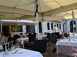 意大利威尼斯餐厅在威尼斯小酒馆中排名最高