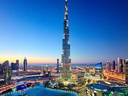 世界上最高的建筑――迪拜塔有多高 828米/126层(现在被称为迪拜塔)