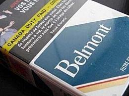 加拿大贝尔蒙特卷烟价格表图片(1种)