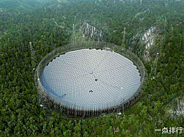 世界上最大的望远镜500米球形射电望远镜
