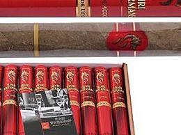 荷兰马雪茄价格表RITMEESTER卷烟价格表(1种)
