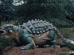 世界十大最危险的恐龙――霸王龙的咬合力可达5805公斤