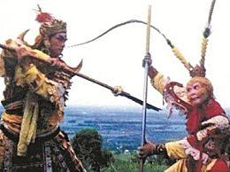 二郎神杨戬和强大的孙悟空 生活在孙悟空体内的杨戬依靠上天的帮助