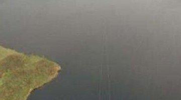 俄罗斯杀人湖 湖水黑暗而深不可测(杀人是看不见的)