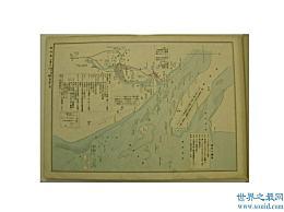 世界上最昂贵的地图 有529年的历史