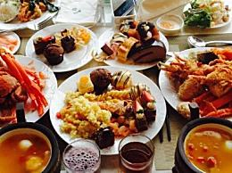 你在北京十大海鲜自助餐厅吃过多少次豪华海鲜大餐