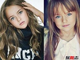 克里斯蒂娜・皮门诺娃 世界上第一个美丽的女孩 3岁时首次亮相(最小的超模)