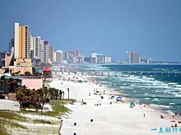 佛罗里达州的旅游景点排名第二 仅次于迈阿密