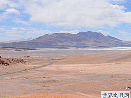 世界上最干燥的地区之一 被称为世界上最干燥的极点