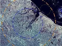 世界十大陨石坑排行榜的第九位令人心慌