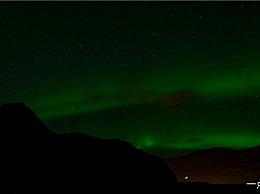 世界十大北极光最佳观赏地 排名第一的是阿拉斯加