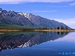 贝加尔湖是世界上最深的湖 它的水可以让50亿人饮用半个世纪