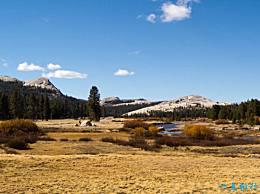 约塞米蒂国家公园景点排名
