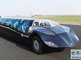 世界上最快最豪华的巴士 超级巴士迪拜巴士
