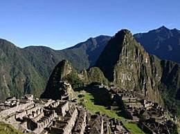 世界十大文化遗产――古代玛雅城市的遗迹排在最后