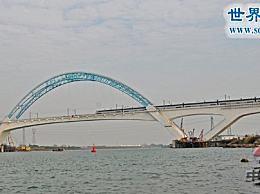 世界上最长的桥梁 丹昆桥(全长165公里)