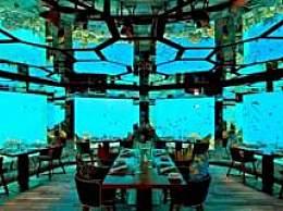 迪拜占据了世界十大最壮观水下酒店的前三名!