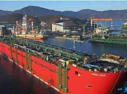 世界上最大的船比帝国大厦还要大