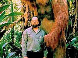 历史上最大的猿 三米高的巨猿(与人类有着相同的祖先)