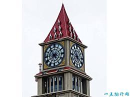 世界上最大的钟楼直径超过12米
