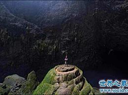 世界上最大的洞穴 总走廊长度超过5.5英里!