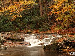 美国秋季十大最美的州是康涅狄格州